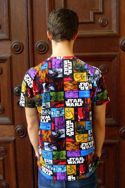 Star Wars Tshirt nähen