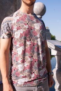 Tshirt für Männer nähen